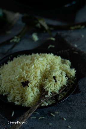 nasi minyak, yellow rice