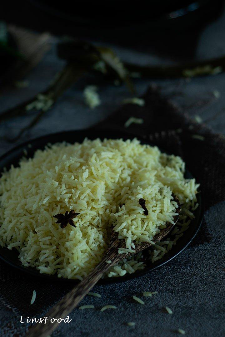nasi minyak, yellow rice
