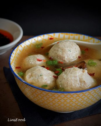 Chinese Meatballs