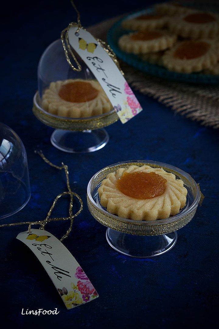 Pineapple Tarts (Kuih Tart)